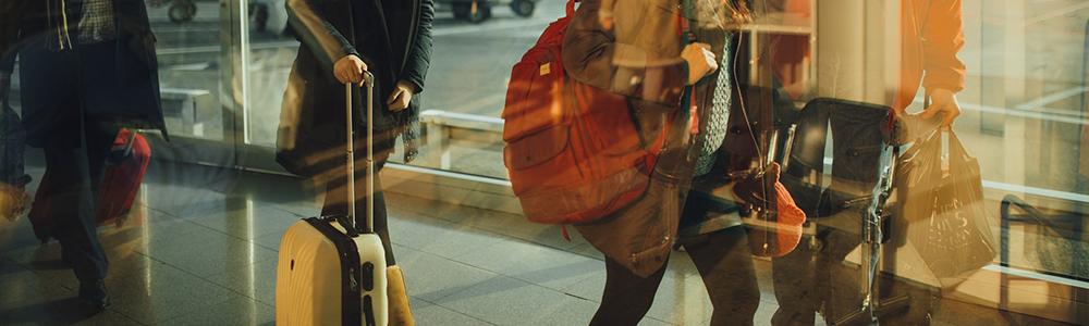 Koffer kaputt - und nun?