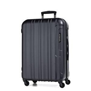 leichte koffer sind besonders bei flugreisen beliebt. Black Bedroom Furniture Sets. Home Design Ideas
