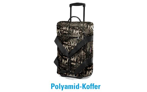 Beispiele für Polyamid-Koffer