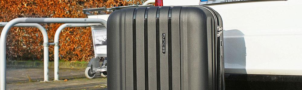 Enthüllt: Der Securo Koffer