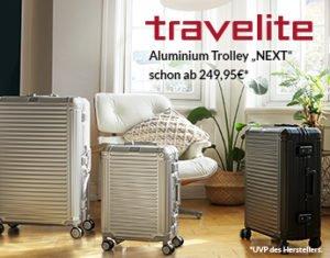 travelite Next Aluminiumkoffer