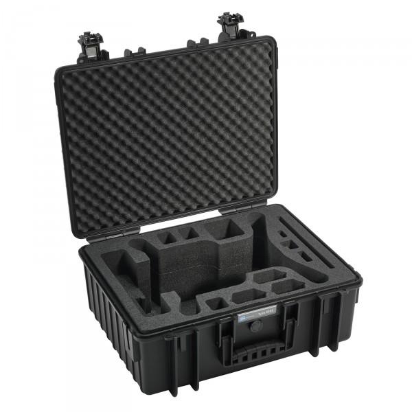 B&W Copter Case Typ 6000 schwarz für 3DR Solo Quadrocopter