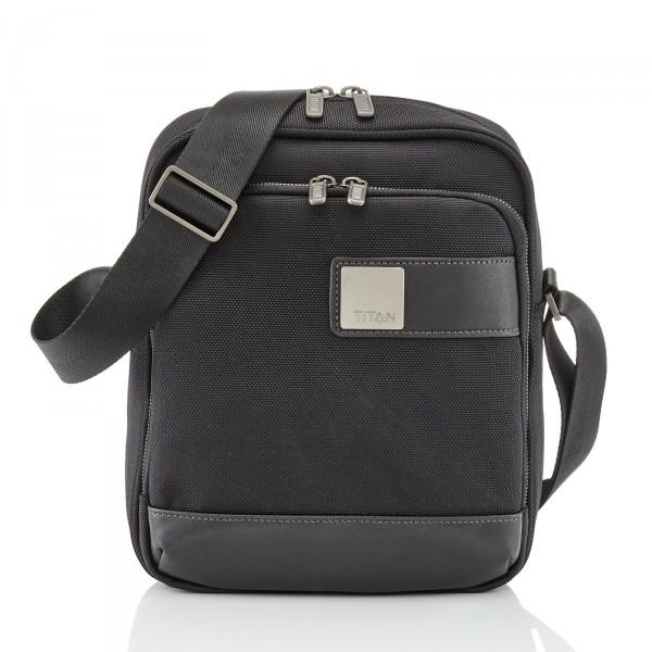 TITAN Power Pack Schultertasche 22 cm Black