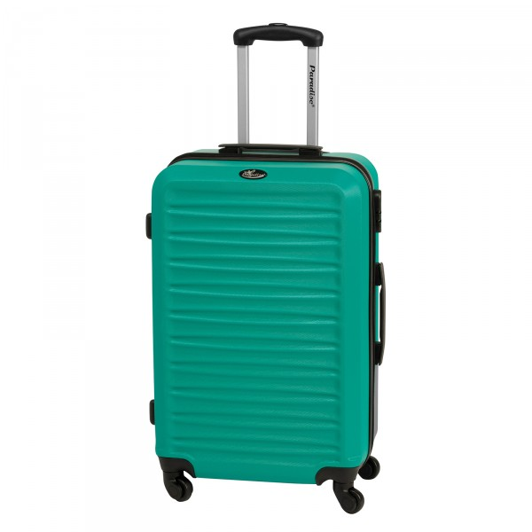 CHECK.IN Paradise Havanna Trolley 67 cm 4 Rollen grün
