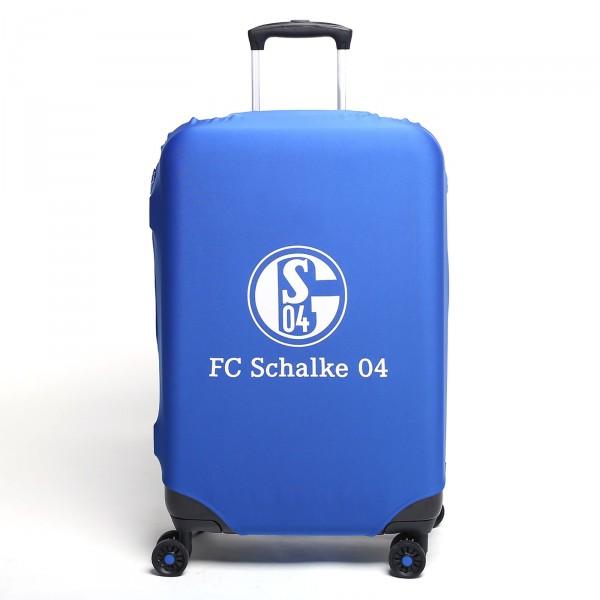 FC Schalke 04 Kofferschutzhülle Frontansicht