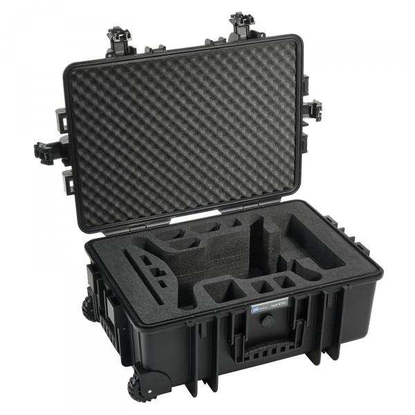 B&W Copter Case Typ 6700 schwarz für 3DR Solo Quadrocopter