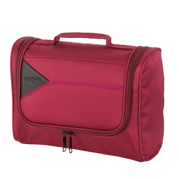 Hardware Skyline 3000 Modell 2017 Travel Kit Kulturtasche 24 cm Red Fuchsia