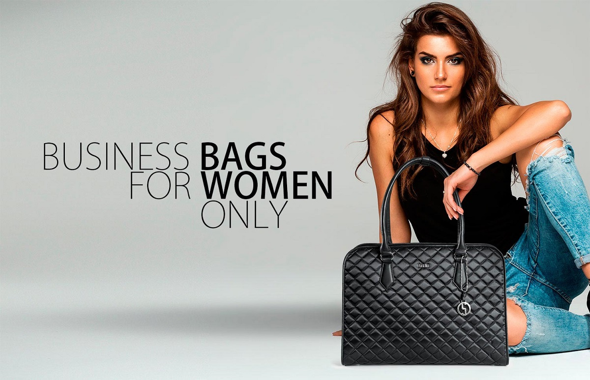 Socha Business Tasche Modell Black Diamond