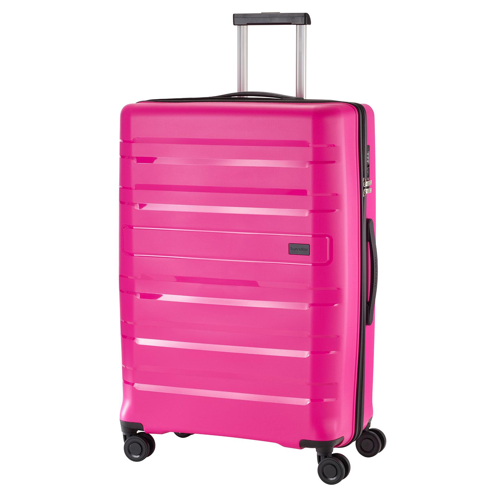 travelite kosmos trolley 77 cm 4 rollen g nstig kaufen koffermarkt. Black Bedroom Furniture Sets. Home Design Ideas