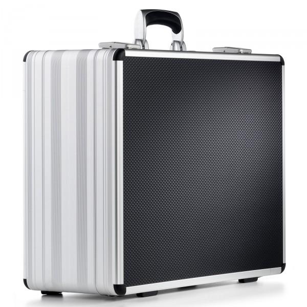 bwh Koffer Alu-Zargenkoffer AZKE Typ 7 - Vorderansicht