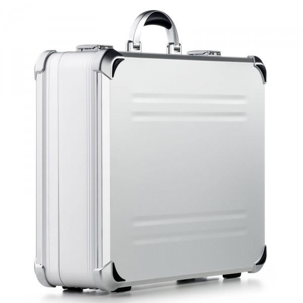 bwh Koffer Vollaluminium-Designkoffer VDK Typ 7 - Vorderseite