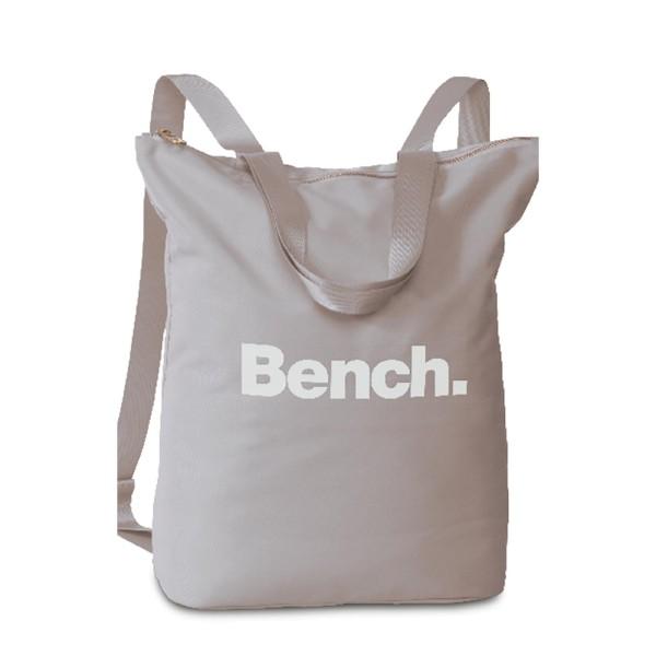 Bench City Girls Rucksack 40 cm hellgrau