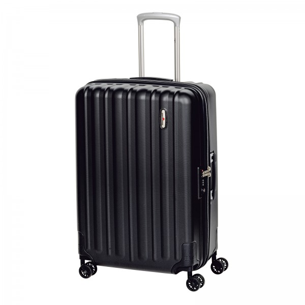 Hardware Profile Plus Volume Trolley 65 cm 4 Rollen (versenkbar) black grained