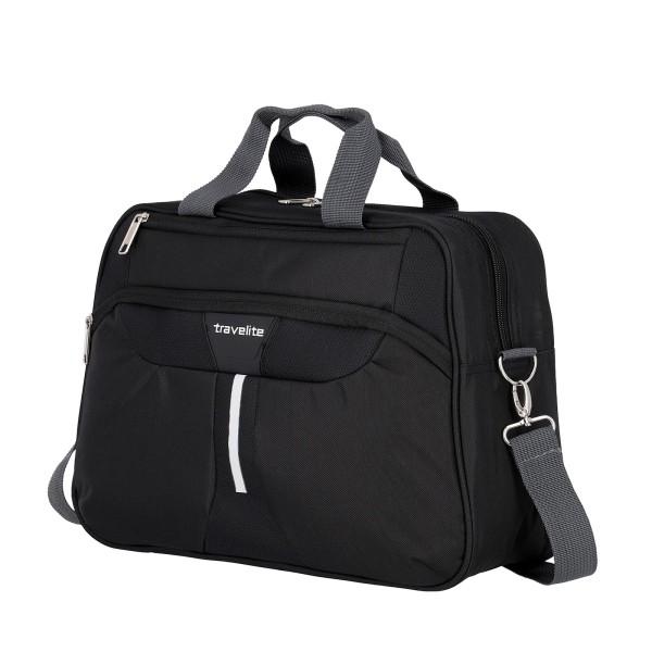 travelite Speedline Bordtasche 41 cm schwarz
