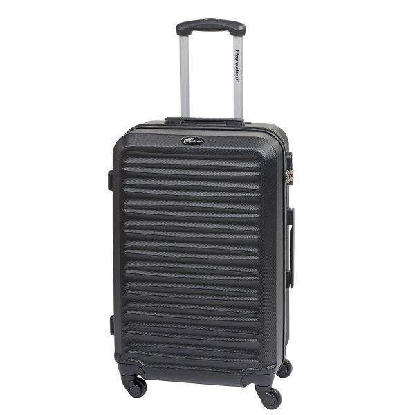 CHECK.IN Paradise Havanna Trolley 67 cm 4 Rollen schwarz