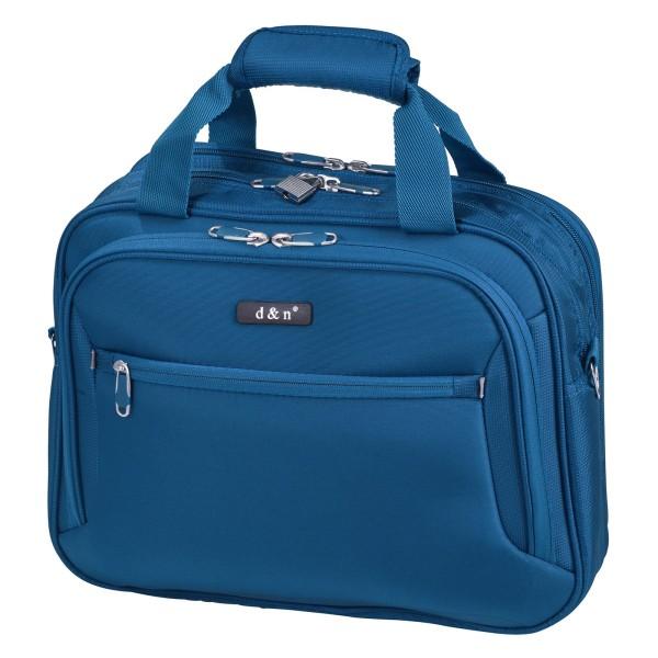 d&n Travel Line 6404 Bordtasche 41 cm blau