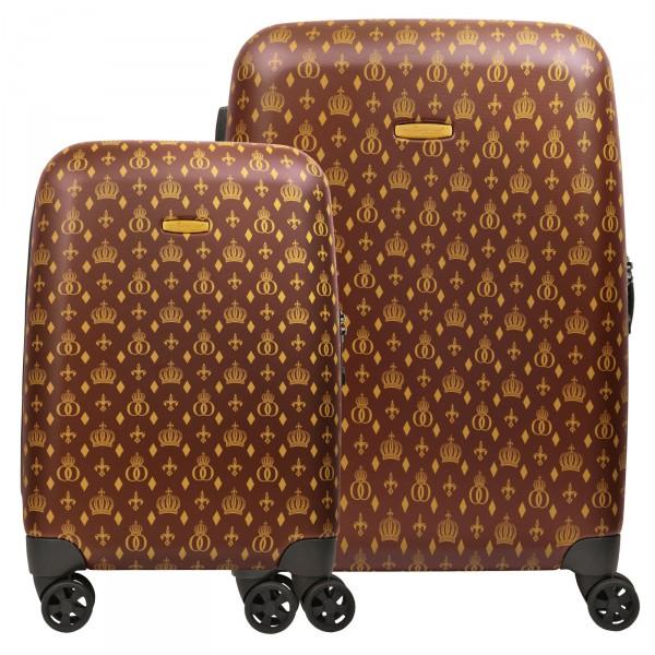 GLÖÖCKLER Delightful Kofferset 2-teilig - Vorderseite
