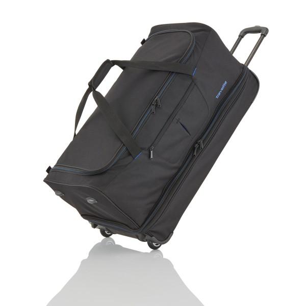 travelite Basics Trolley Reisetasche 70 cm 2 Rollen erweiterbar