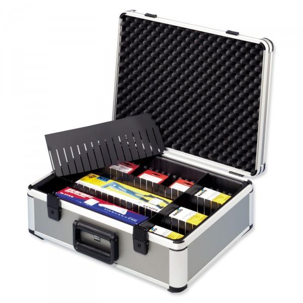 bwh Koffer Variable Facheinteilung für Exklusivkoffer - Innen