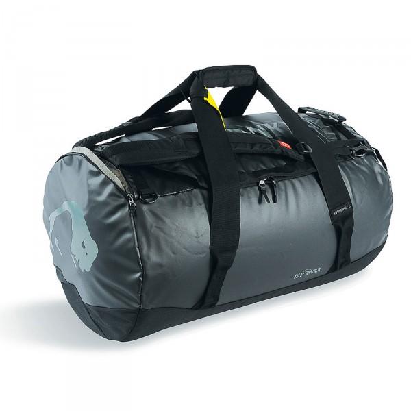 Tatonka Barrel L Reisetasche 69 cm schwarz Frontansicht