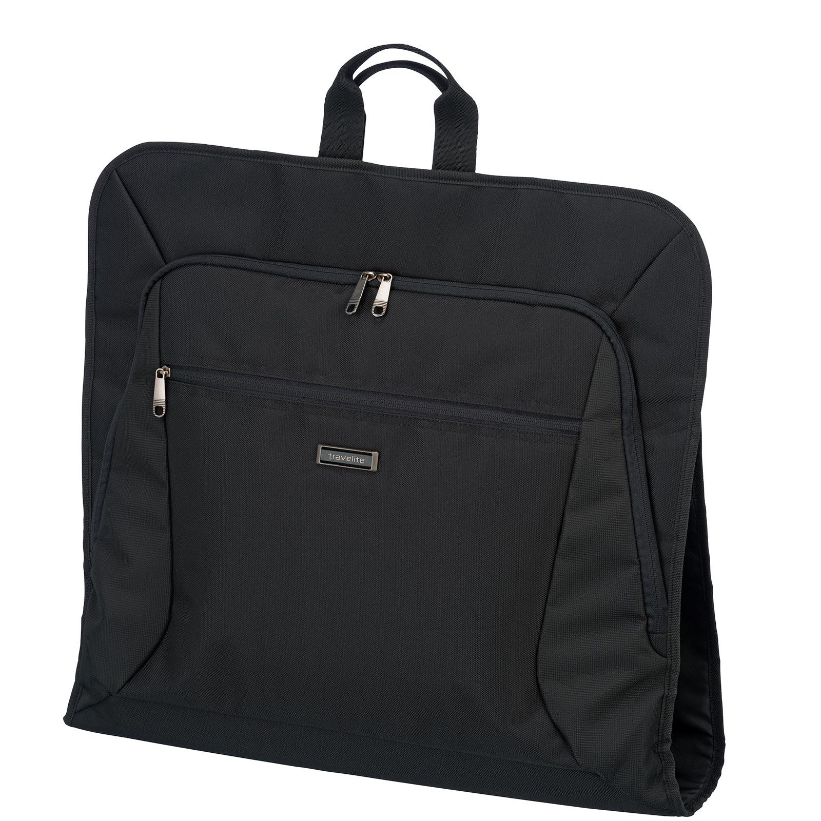 travelite Mobile Kleidersack 15 l - Schwarz 001717-01