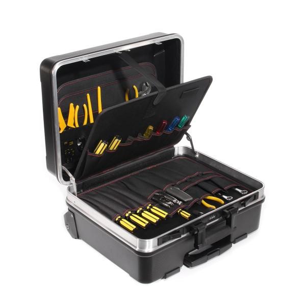 Components Werkzeugkoffer Limited Edition Pockets 2 Rollen schwarz