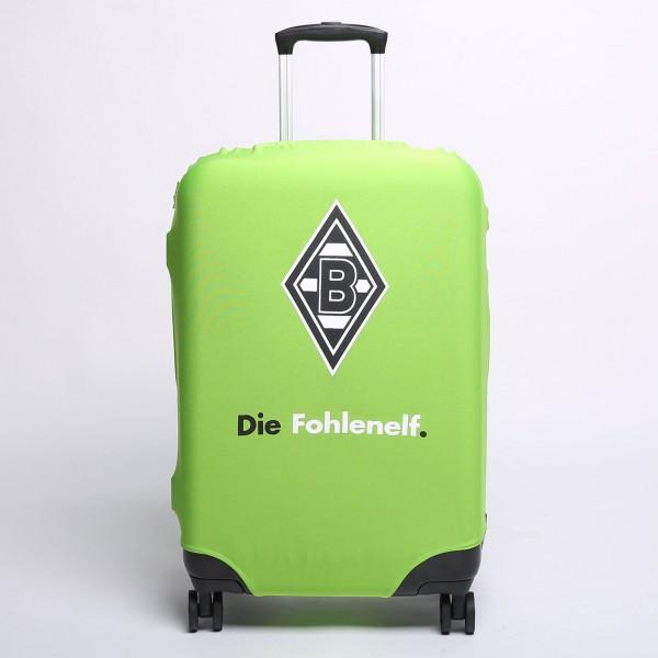 Borussia Mönchengladbach Kofferschutzhülle Frontansicht