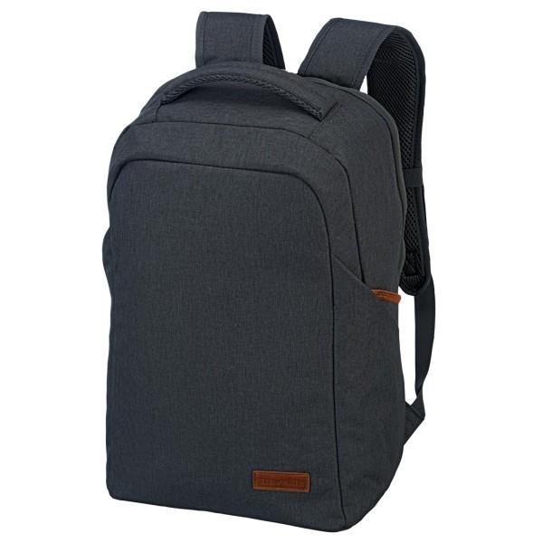 travelite Basics Safety Rucksack 46 cm anthrazit