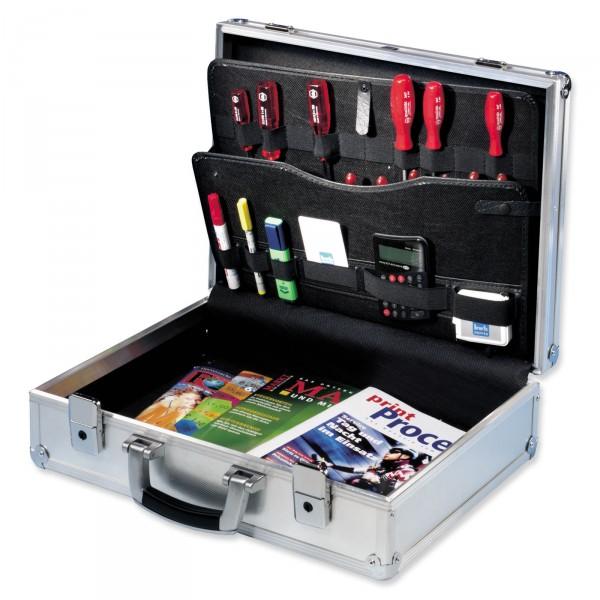 bwh Koffer Dokumentenfach für Alu-Rahmenkoffer ARK