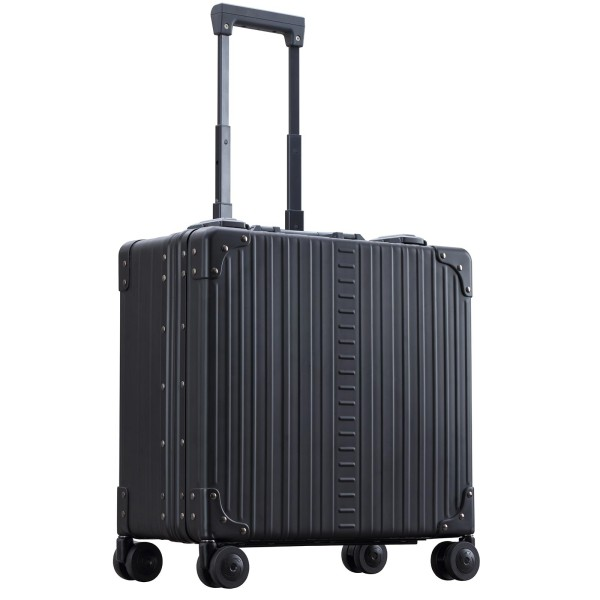 "ALEON DELUXE Wheeled Business Case 17"" Kabinentrolley 44 cm 4 Rollen"