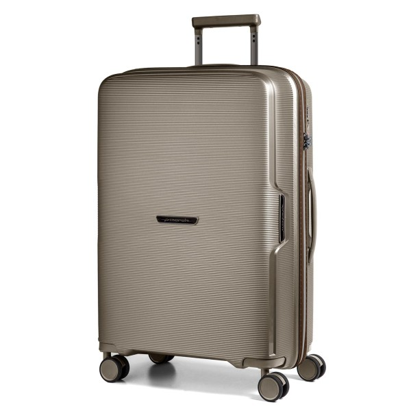 March15 Bel Air Trolley 62 cm 4 Rollen silver bronze / creme accent