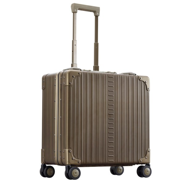 "ALEON DELUXE Wheeled Business Case 17"" Kabinentrolley 44 cm 4 Rollen"