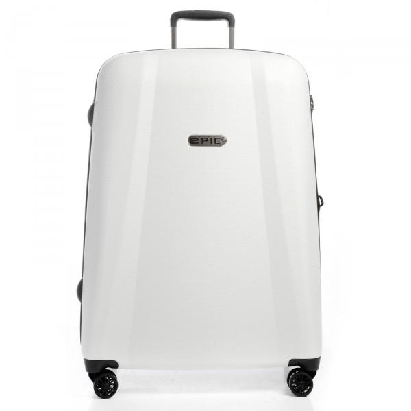EPIC GTO EX Trolley Größe L weiß - Frontalansicht