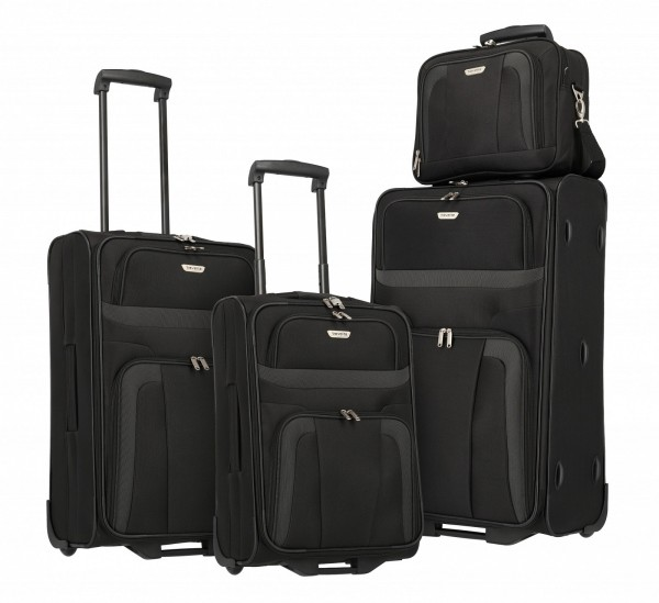 travelite Orlando Trolley Set 4-teilig