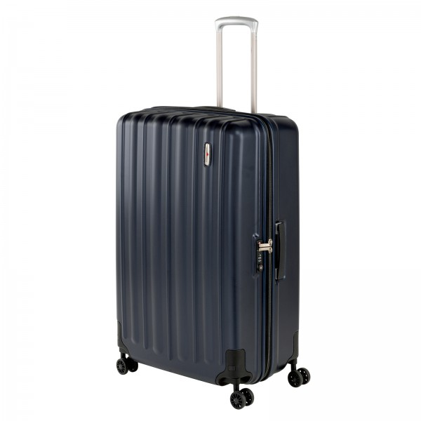 Hardware Profile Plus Volume Trolley 76 cm 4 Rollen (versenkbar) night blue