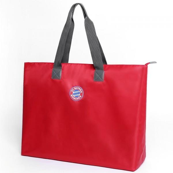 FC Bayern München Shopper Strandtasche Front