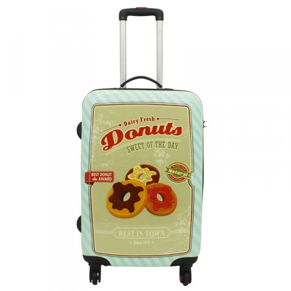 F23 Voyage Donut Trolley 68 cm 4 Rollen