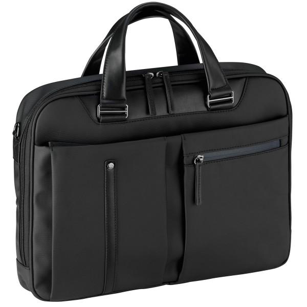 d&n Basic Line Businesstasche 42 cm schwarz