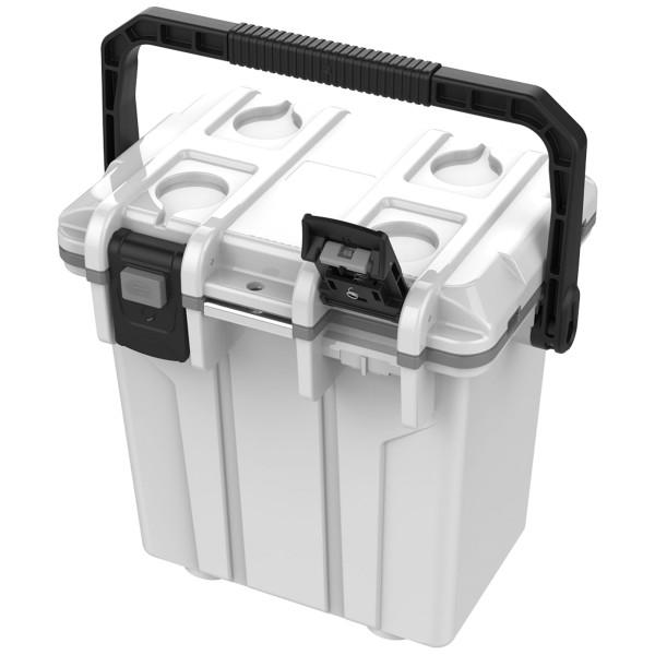 Tsunami Kühlbox 20 Quart Cooler Box 20 Liter white