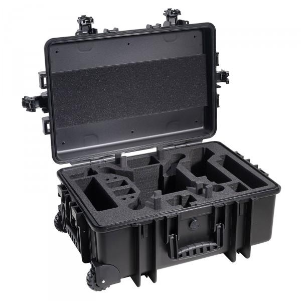 B&W Copter Case Typ 6700 schwarz für DJI Phantom 2 Vision
