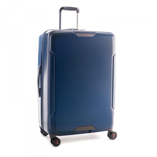 Hedgren Freestyle Trolley 76 cm 4 Rollen erweiterbar blue opal Schrägansicht