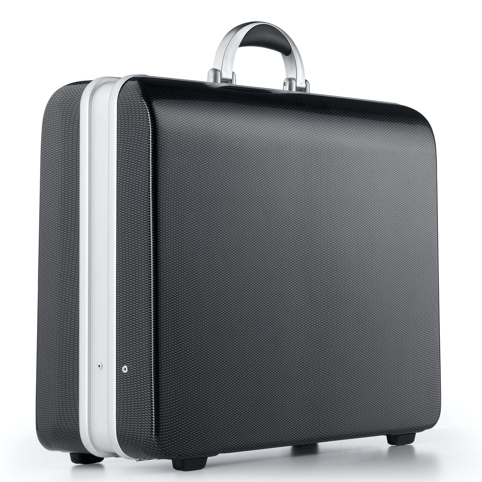 bwh Koffer Aktenkoffer SKR Unique Case Typ 2 - Schwarz 92786