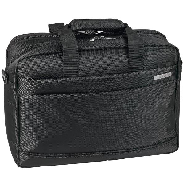 d&n Basic Line Businesstasche groß 43 cm schwarz