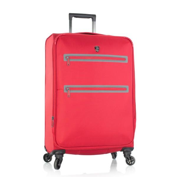 Heys Xero Pro Trolley 66 cm 4 Rollen erweiterbar red