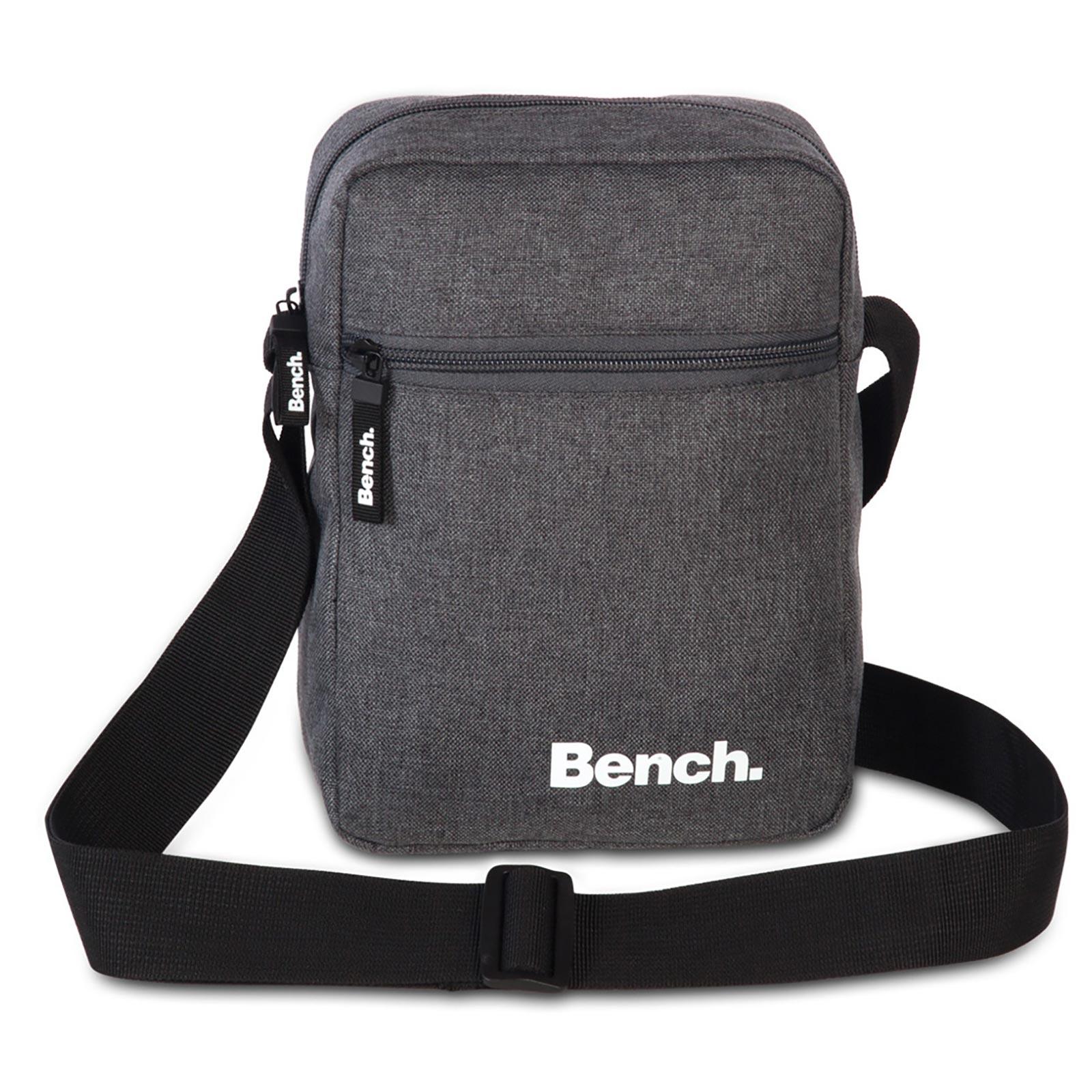Bench Classic Umhängetasche 23 cm - Grau 64153-1700
