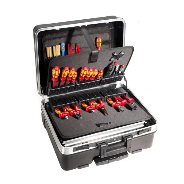 Components Werkzeugkoffer Limited Edition Modul 2 Rollen schwarz