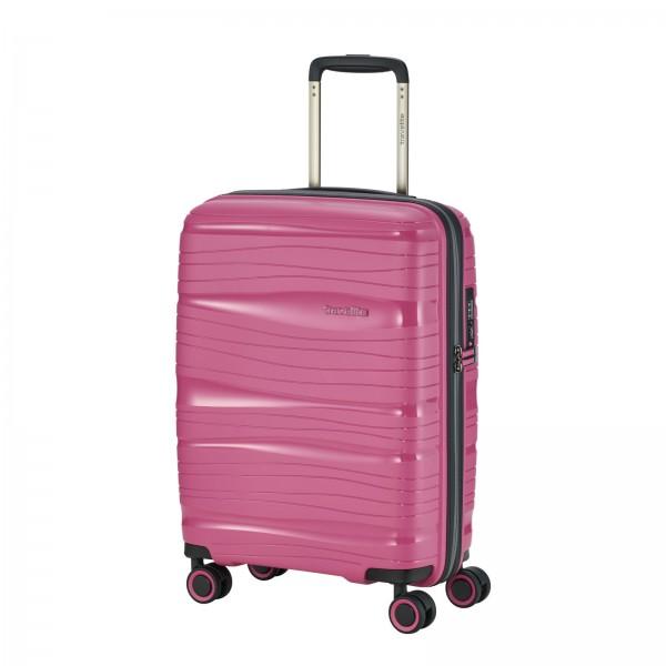 travelite Motion Kabinentrolley 55 cm 4 Rollen bonbon
