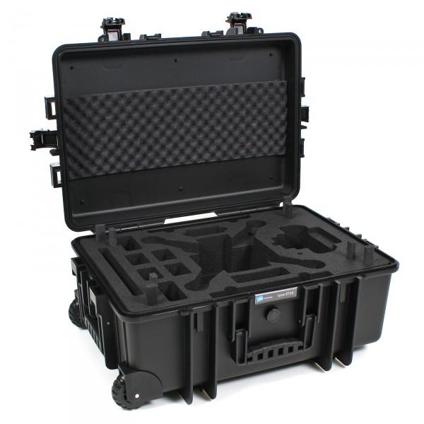 B&W Copter Case Typ 6700 schwarz für DJI Phantom 3 Pro/Adv