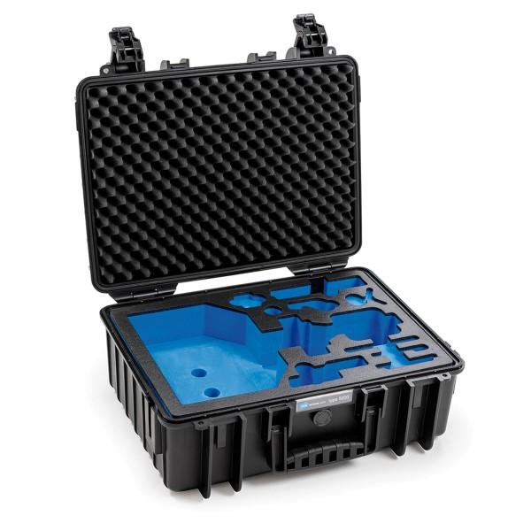 B&W Gimbel Case Typ 5000 für DJI Ronin SC black