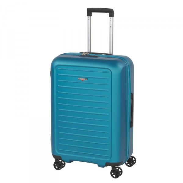 Hardware Impact Trolley 64 cm 4 Rollen caribbean blue